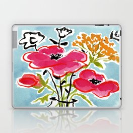 Poppy Impromptu Laptop & iPad Skin