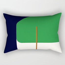 Late Night Tv 009 Rectangular Pillow