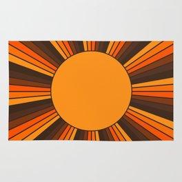 Golden Sunshine State Rug