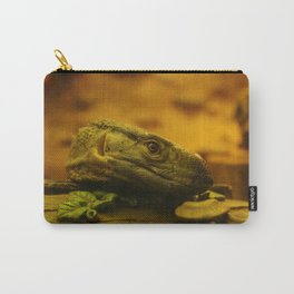 Lizard Up-Close Carry-All Pouch