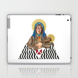 Our Log Lady Of Perpetual Help Laptop & iPad Skin