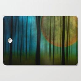 Full Moon Forest Cutting Board
