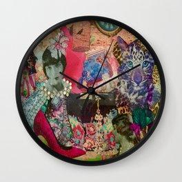 Dali-esque Wall Clock