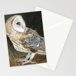 The Night Hunter by Teresa Thompson Stationery Cards