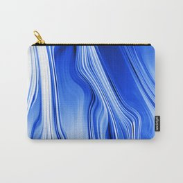 Streaming Blues Carry-All Pouch