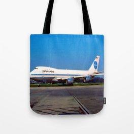 PanAm 747 Clipper Tote Bag