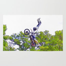 Hand Stand Pro - Freestyle Motocross Stunt Rug