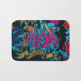 ATL Graffiti Bath Mat