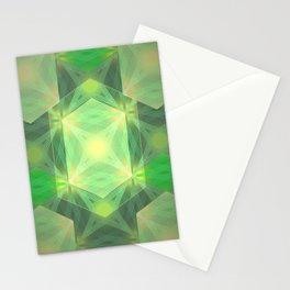 Gem light Stationery Cards