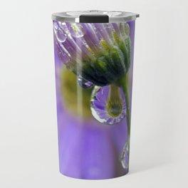 puple dew 3 Travel Mug