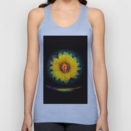 Sunflower Love Unisex Tank Top