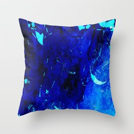 Digital Abstraction 004 Throw Pillow