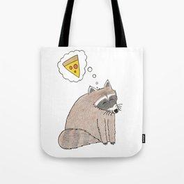 Pizza Dreams Tote Bag