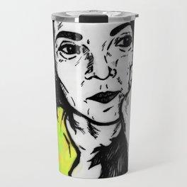 Selfy: Andrea Travel Mug