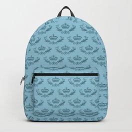 Noblesse Oblige - Georgian Blue Backpack