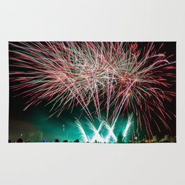 Bonfire Night Rug