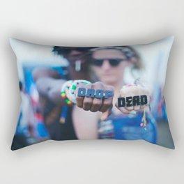 Drop Dead  Rectangular Pillow