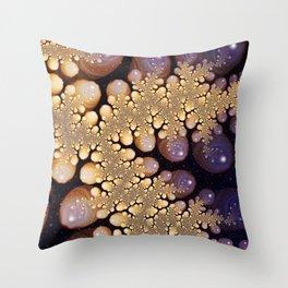 Buttered Popcorn Throw Pillow