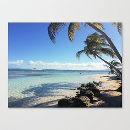 Tides and Tomorrows Canvas Print