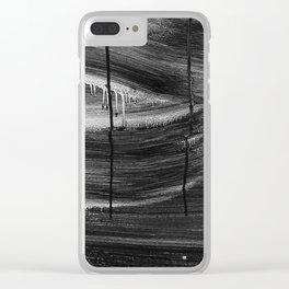 Emotional Streaks Clear iPhone Case