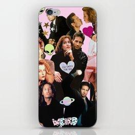 Everyone's Favorite FBI Agents iPhone Skin