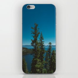 Lake Tahoe II iPhone Skin