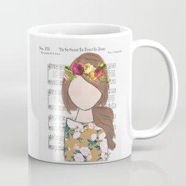 'Tis So Sweet - Brunette Coffee Mug