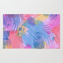 Abstract Painting II Rug