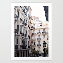 Madrid // Malasaña Art Print