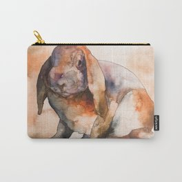 BUNNY #3 Carry-All Pouch