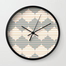 Morocco Light Wall Clock