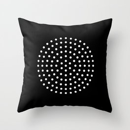 SPEAKING OF BRAUN... Throw Pillow