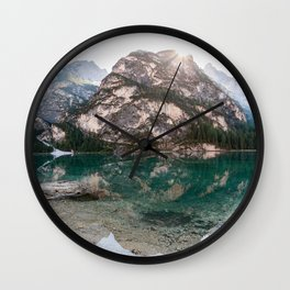 You Are My Rock Wall Clock