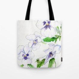 Snow Whites Tote Bag