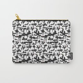 running around animals Carry-All Pouch