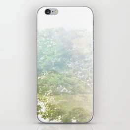 Where the sea sings to the trees - 9 iPhone Skin