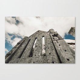 The Rock of Cashel Canvas Print