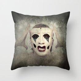 Insanity Speaks Throw Pillow