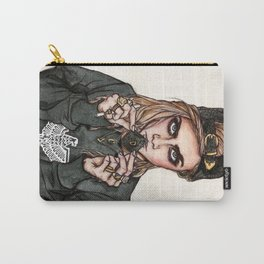 Cara Delevingne x Terry Richardson Carry-All Pouch