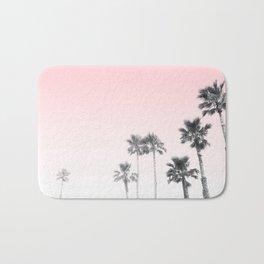 Tranquillity - pink sky Bath Mat