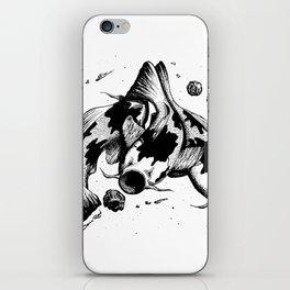 Koi Fish Space Eater iPhone Skin