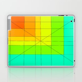 Malignant colors Laptop & iPad Skin