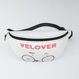 VeLover – Racer – June 12th – 200th Birthday of the Bicycle Fanny Pack