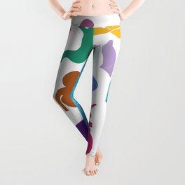Human Body_C Leggings
