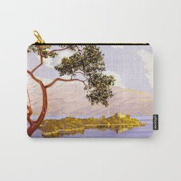 1920 Lake Garda Italy Carry-All Pouch