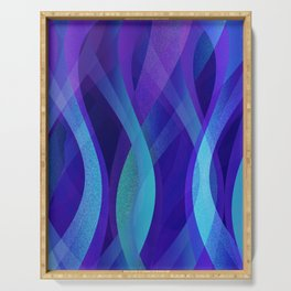 Abstract background G143 Serving Tray