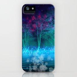 """Mystical Night"" iPhone Case"