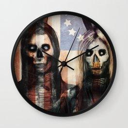 13 Colonies  Wall Clock