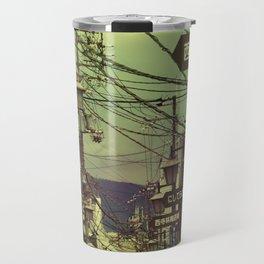 Wired City Travel Mug