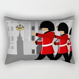 Buckingham Palace Rectangular Pillow